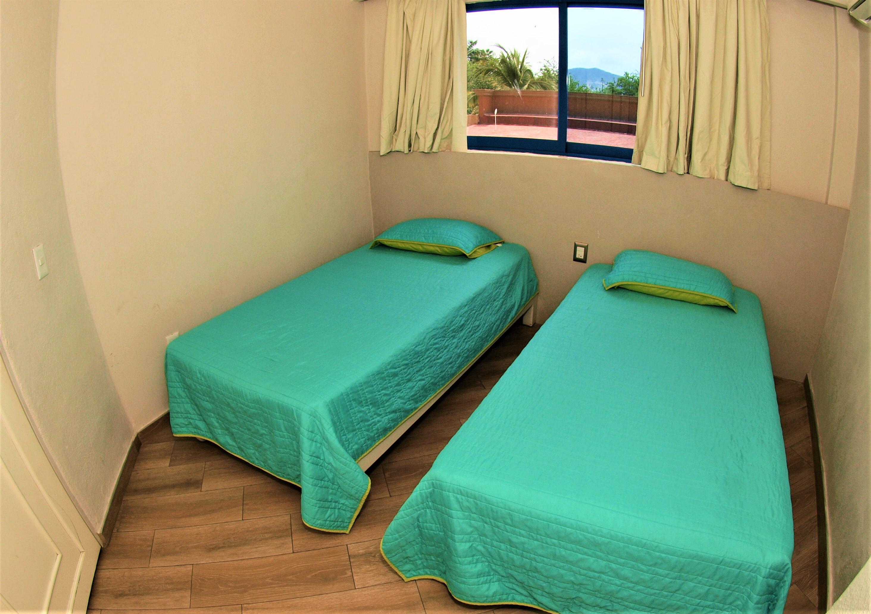 segunda recamara master suite