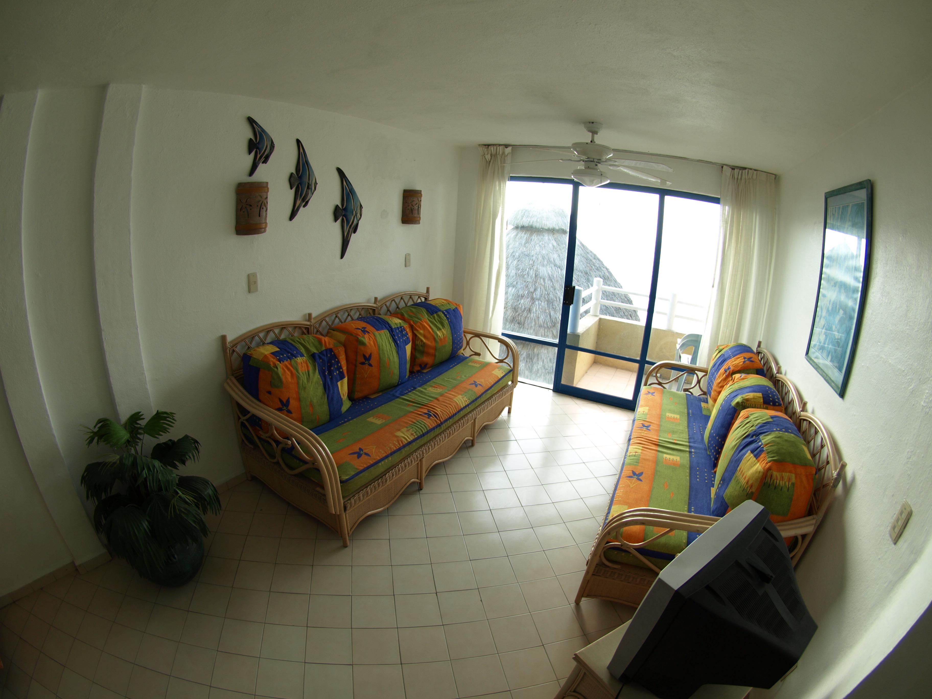 zona de estar master suite