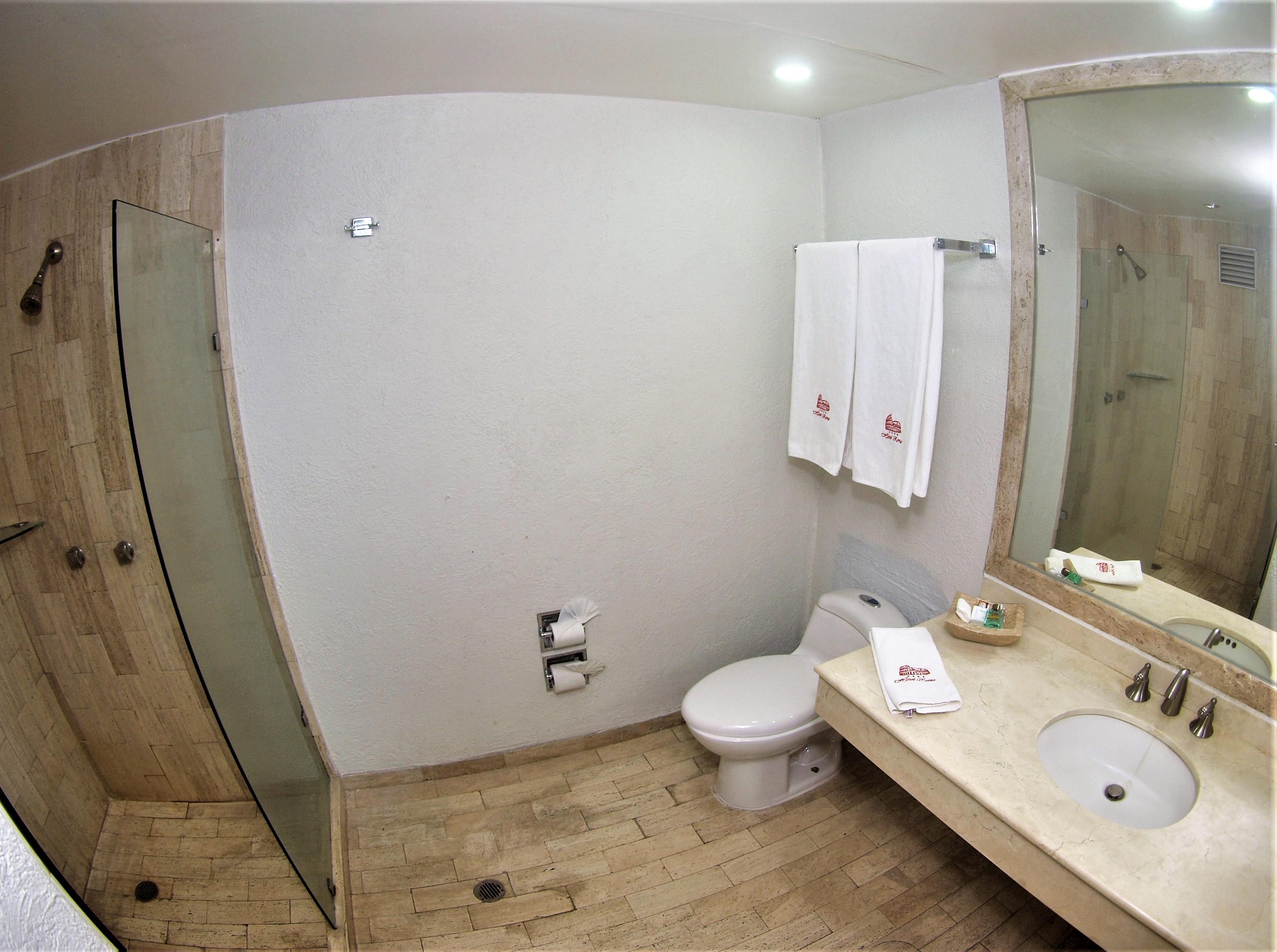 Habitación Baño (king - doble)