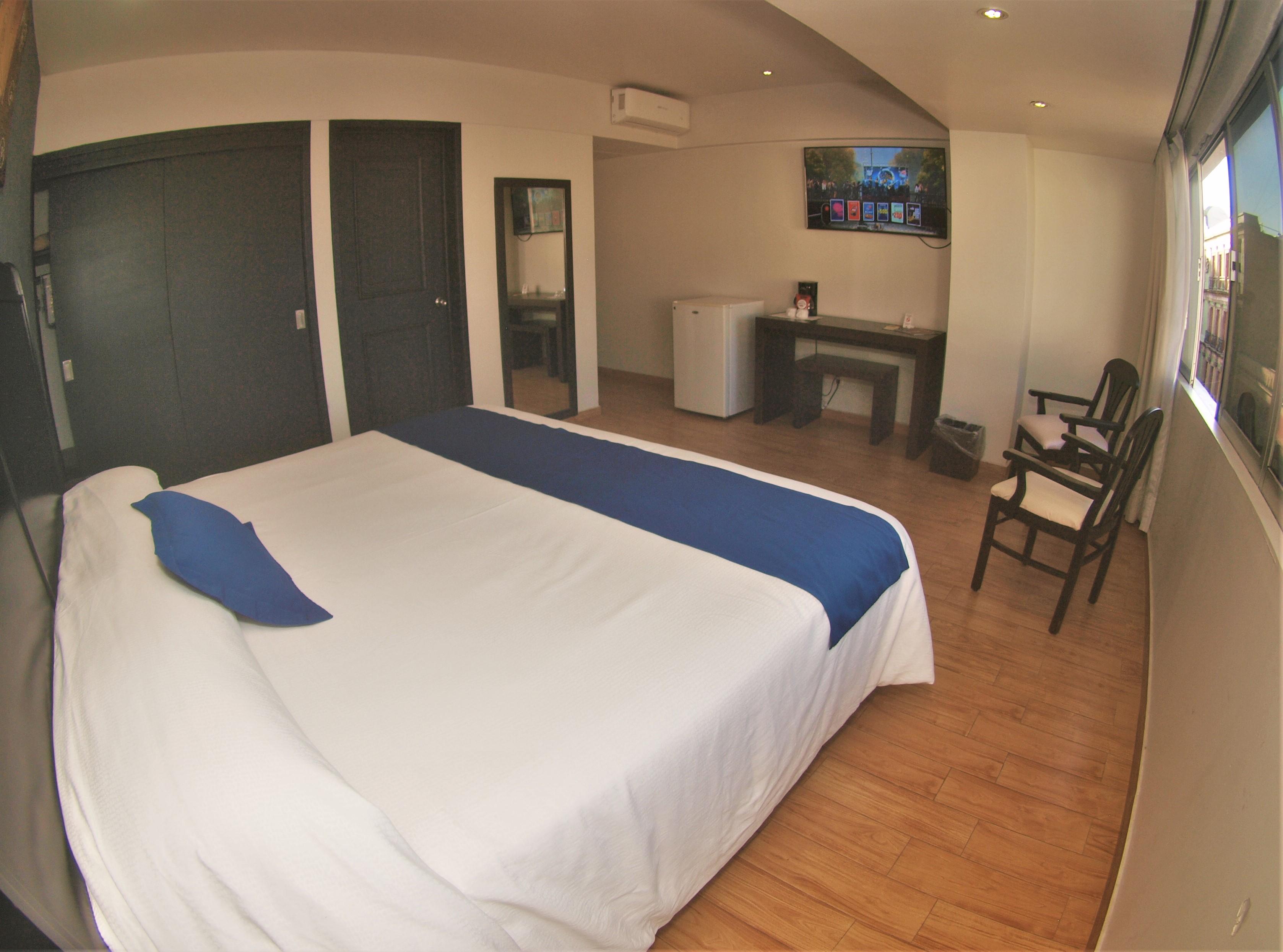 Habitación 1 cama king