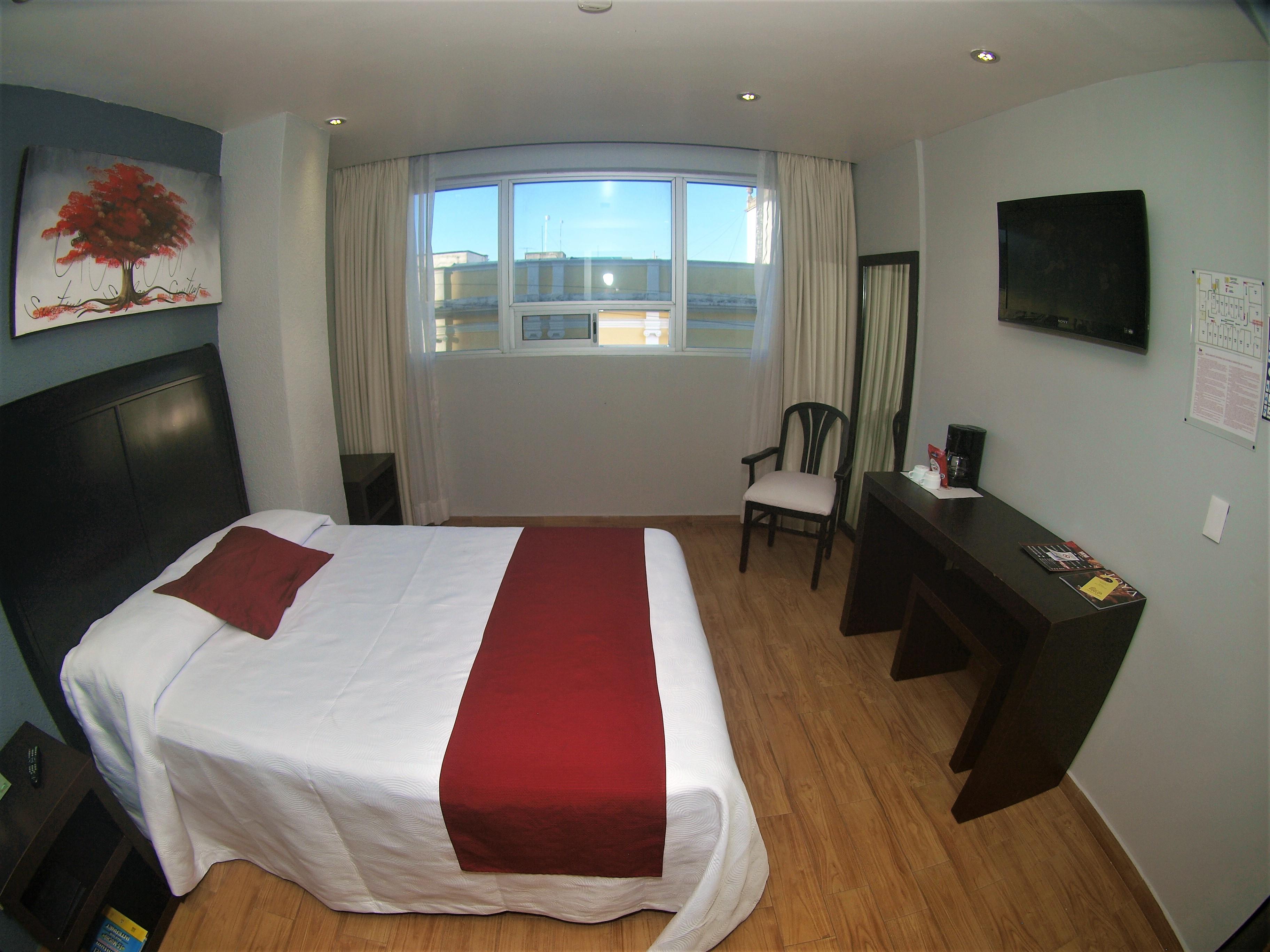Habitación 1 cama matrimonial